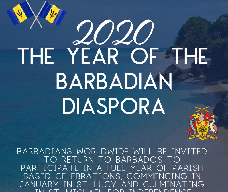 Prime Minister has designated 2020 as the Year of the Barbadian Diaspora